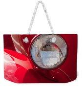 Vintage Car Details 6298 Weekender Tote Bag