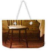 Vintage Chair And Table Weekender Tote Bag