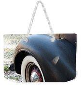Vintage Chrysler Automobile Poster Look II Usa Weekender Tote Bag