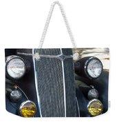 Vintage Chrysler Automobile Poster Look IIi Usa Weekender Tote Bag