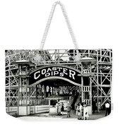 Vintage Coaster Weekender Tote Bag