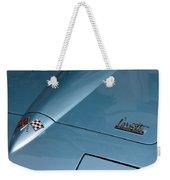 Vintage Corvette 6 Weekender Tote Bag