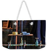 Vintage Factory Sink Weekender Tote Bag