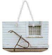 Vintage Farm Tool By Farmhouse Weekender Tote Bag