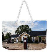 Vintage Fill Up Weekender Tote Bag