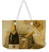 Vintage French Poster Andrieux Wine Weekender Tote Bag
