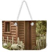Vintage Garden Weekender Tote Bag