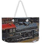Vintage I C R R No. 790 Weekender Tote Bag