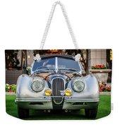 Vintage Jaguar -0924c Weekender Tote Bag