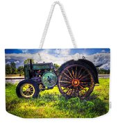 Vintage John Deere Weekender Tote Bag