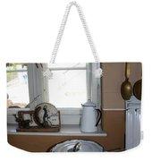 Vintage Kitchenware Weekender Tote Bag