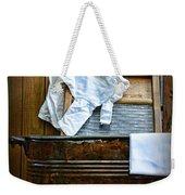 Vintage Laundry Room  Weekender Tote Bag