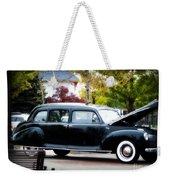 Vintage Lincoln Limo II Weekender Tote Bag