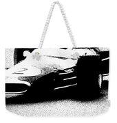 Vintage Lotus At Speed Weekender Tote Bag