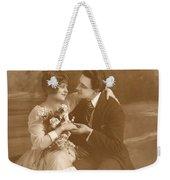 Vintage Lovers Weekender Tote Bag