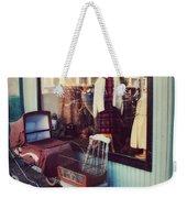 Vintage Memories Weekender Tote Bag