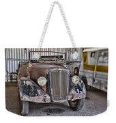 Vintage Morris Commercial Weekender Tote Bag