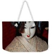 Vintage Nishi Doll Weekender Tote Bag