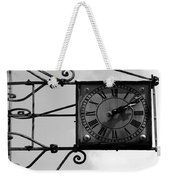 Vintage Paris Clock 2 Weekender Tote Bag