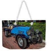 Vintage Peugeot 201 Weekender Tote Bag