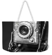 Vintage Polaroid Land Camera Model 80a Weekender Tote Bag