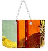 Vintage Poster - Napoli Weekender Tote Bag