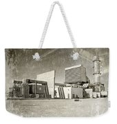 Vintage Power Weekender Tote Bag