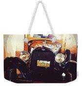 Vintage Ride  Weekender Tote Bag