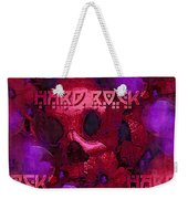 Vintage Skull Art Pop Art 1 Weekender Tote Bag
