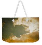 Vintage Sky Weekender Tote Bag