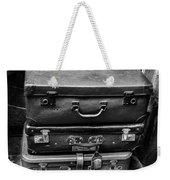 Vintage Suitcases Weekender Tote Bag