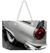 Vintage Ford Thunderbird Weekender Tote Bag
