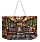 Vintage Trolley No. 948 Weekender Tote Bag