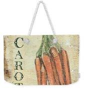 Vintage Vegetables 4 Weekender Tote Bag