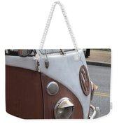 Vintage Vw Weekender Tote Bag