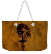 Vintage Windmill  Weekender Tote Bag