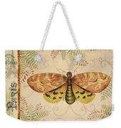 Vintage Wings-paris-c Weekender Tote Bag