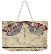 Vintage Wings-paris-f Weekender Tote Bag