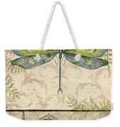 Vintage Wings-paris-g Weekender Tote Bag