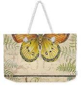 Vintage Wings-paris-l Weekender Tote Bag