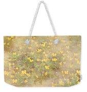 Viola Field Weekender Tote Bag