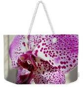 Violet Beauty Weekender Tote Bag