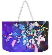 Violet Illumination Weekender Tote Bag