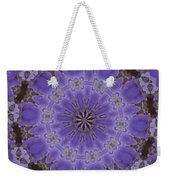 Violet Garden Weekender Tote Bag