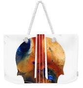 Violin Art By Sharon Cummings Weekender Tote Bag