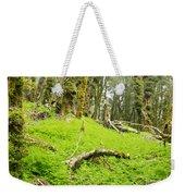 Virgin Mountain Rainforest Of Marlborough Nz Weekender Tote Bag
