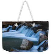 Virgin River Rapids Weekender Tote Bag