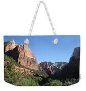 Virgin River View Weekender Tote Bag