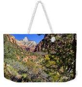 Virgin River View - Zion Weekender Tote Bag