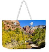 Virgin River - Zion Weekender Tote Bag